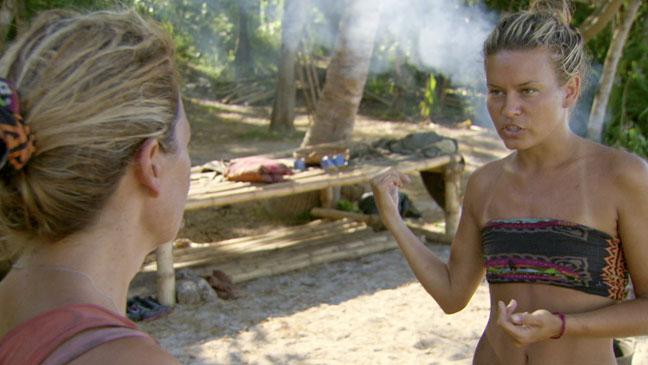 Abi-Maria Gomes Survivor CBS - H 2012