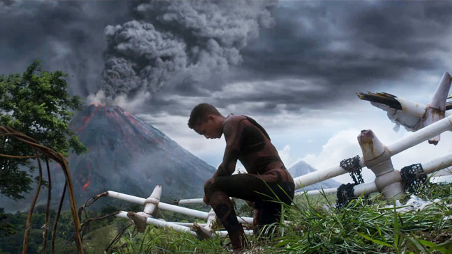 After Earth trailer Screengrab - H 2012