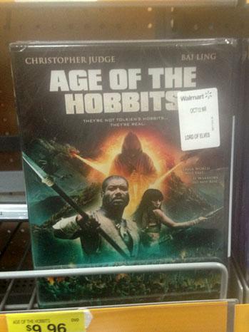 Age of Hobbits Walmart - P 2012