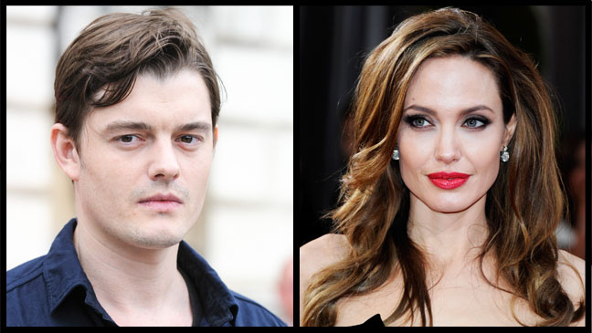 Sam Riley Angelina Jolie Split - H 2012