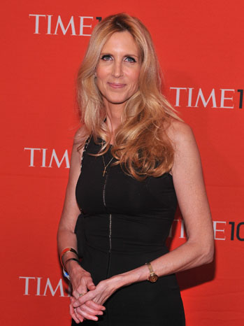 Ann Coulter Time 100 - P 2012
