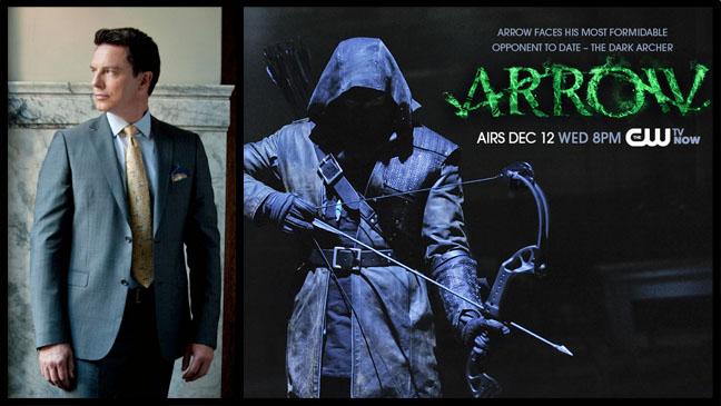 Barrowman Arrow Poster Split - H 2012