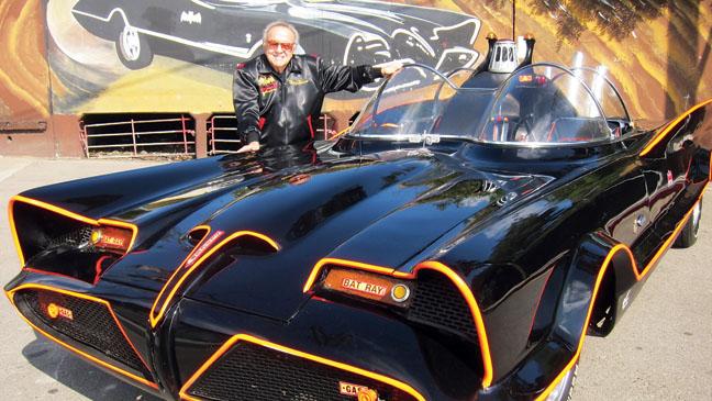 Batmobile Report - H 2012