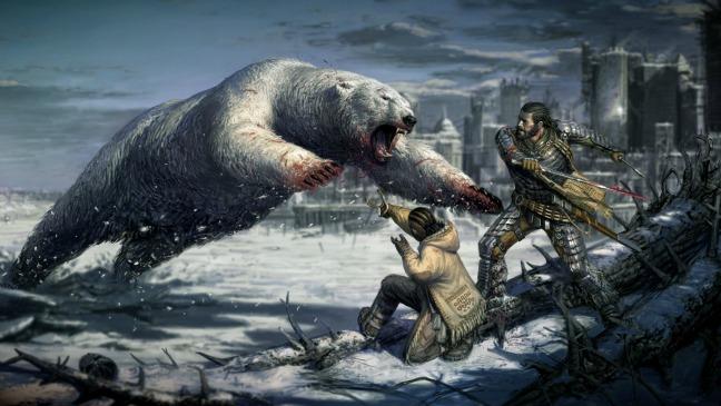 Bear Attack - H 2012