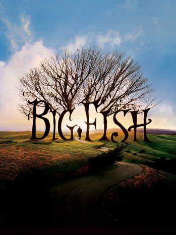 Big Fish Poster Art - P 2012