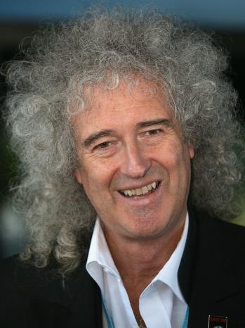 Brian May - P 2012