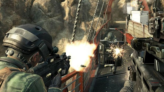 Call of Duty Black Ops - H 2012