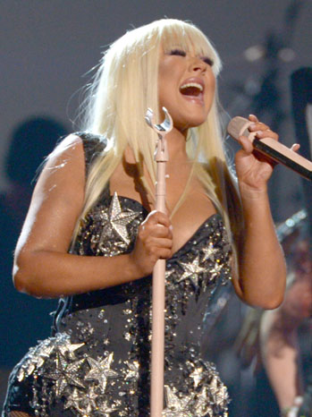 Christina Aguilera - P 2012