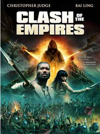 Clash of the Empires Poster - P 2012