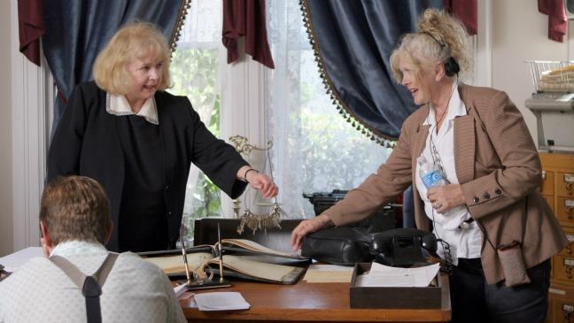 Connie Stevens Saving Grace B Jones - H 2012