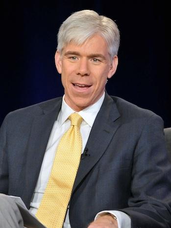 David Gregory P 2012