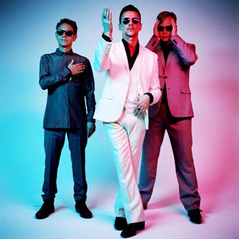 Depeche Mode PR 2012 P