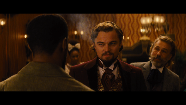 Django Unchained - I'm Curious - H 2012