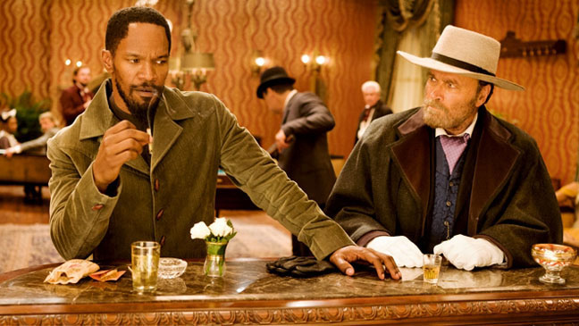 'Django Unchained's' Jamie Foxx Left Off