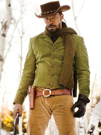 Django Unchained Jamie Foxx - P 2012