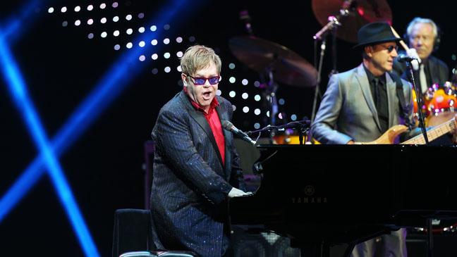 19. Elton John