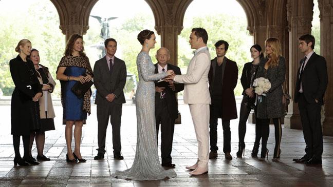 Gossip Girl Series Finale Wedding - H 2012