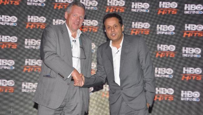 HBO Asia, Eros International TV Alliance for India