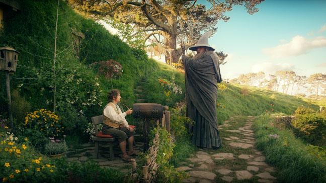 The Hobbit: An Unexpected Journey McKellen Freeman Bilbo - H 2012