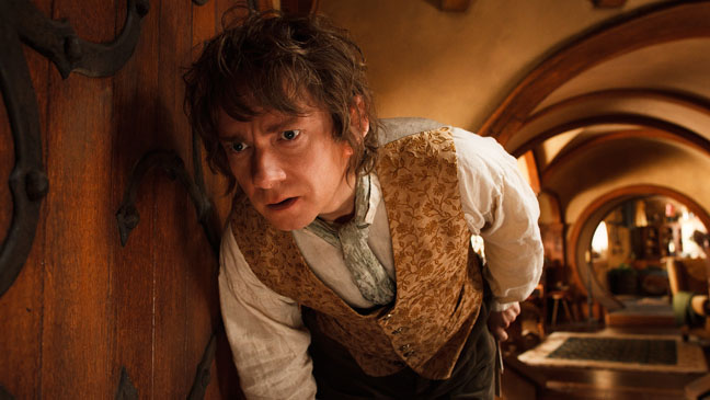 The Hobbit: An Unexpected Journey Freeman Bilbo - H 2012