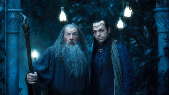 The Hobbit: An Unexpected Journey McKellen Weaving - H 2012