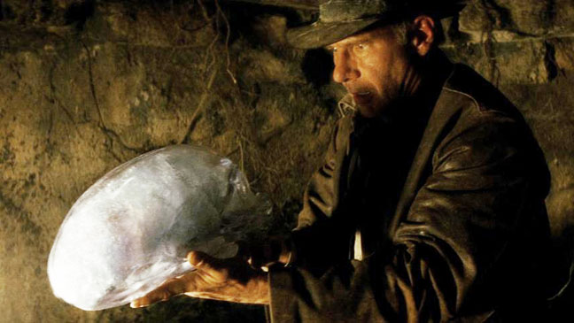 Indiana Jones and the kingdom of the crystal skull - H 2012