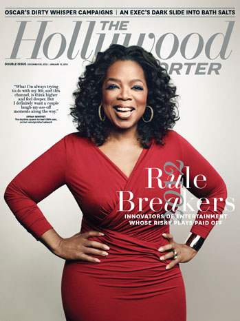 Issue 46 Oprah Cover - P 2012