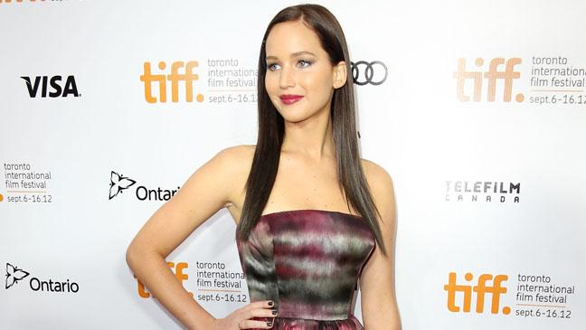 Jennifer Lawrence TIFF - H 2012