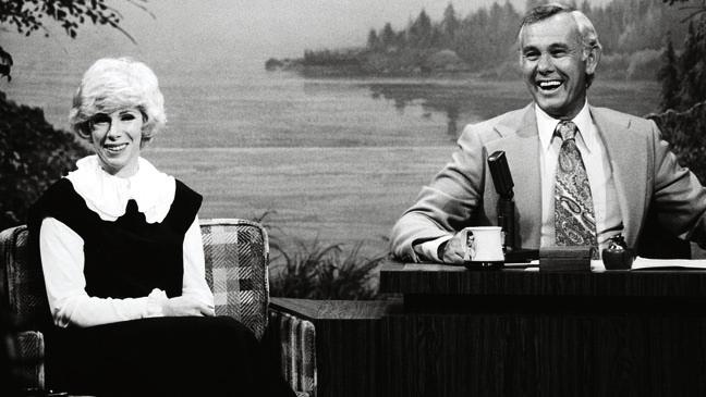 Joan Rivers Johnny Carson - H 2012