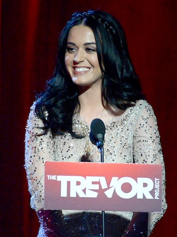 Katy Perry Trevor Project P 2012