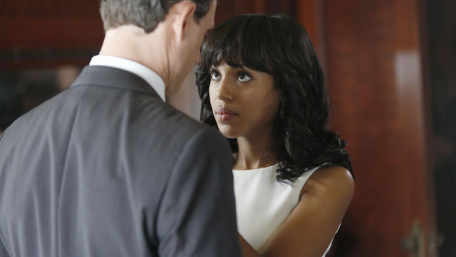 Scandal ABC Kerry Washington Happy Birthday Mr. President - H 2012