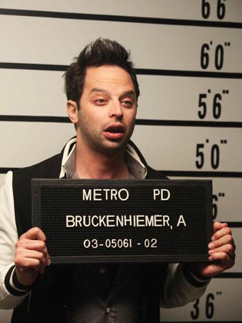 Kroll Show Aspen Bruckheimer Mug Shot - P 2012