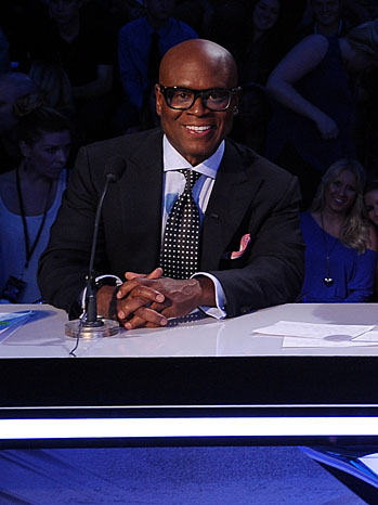 L.A. Reid X-Factor Episodic - P 2012