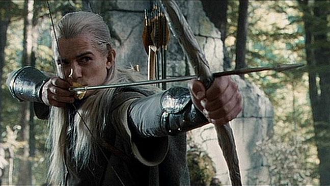 Legolas Lord of the Rings - H 2012