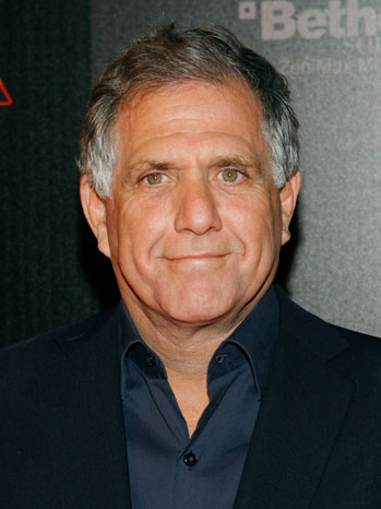 Les Moonves Headshot - P 2012