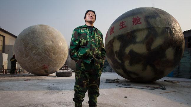 Liu Qiyuan Doomsday - H 2012