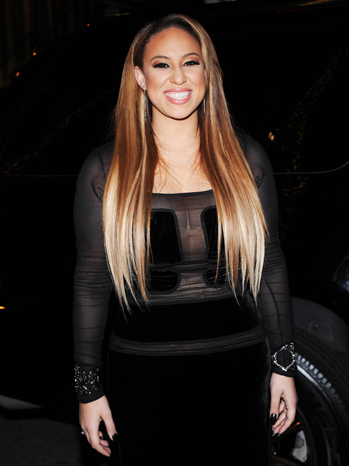 Melanie Amaro X Factor season 2 P
