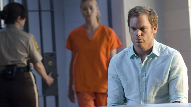 Dexter Surprise Motherfuckers Michael C. Hall - H 2012
