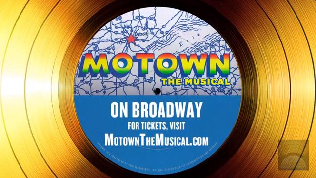 Motown The Musical L
