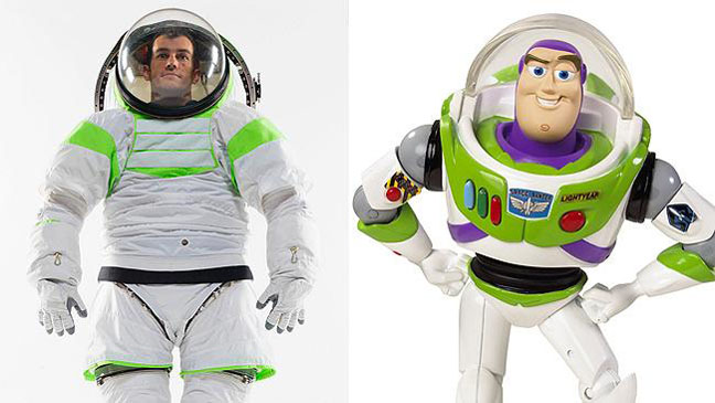NASA Buzz Lightyear - H 2012