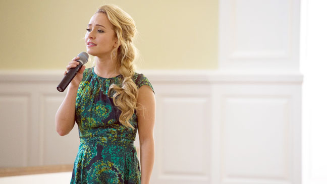 Nashville Hayden Panettiere Where He Leads Me - H 2012
