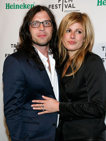 Nathan Followill with Jessie Baylin - P 2012