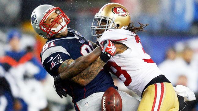 New England Patriots San Francisco 49ers 12/16 - H 2012