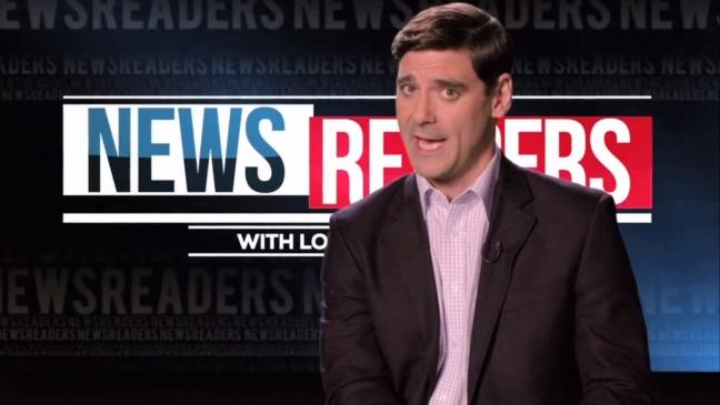 Newsreaders Trailer - H 2012