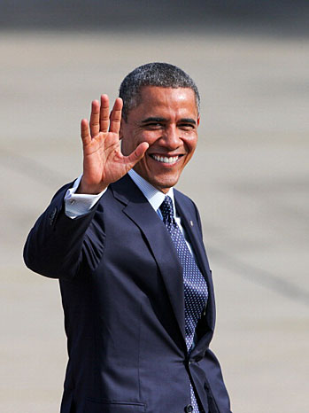 Obama Hollywood Elite - P 2012