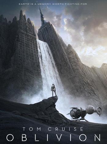 Oblivion Poster Tom Cruise - P 2012