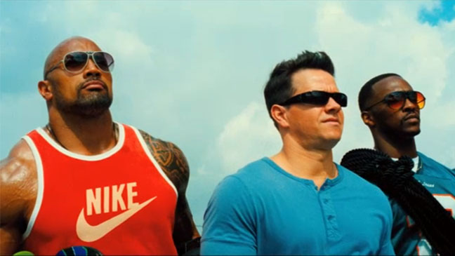 Pain and Gain Trailer - H 2012