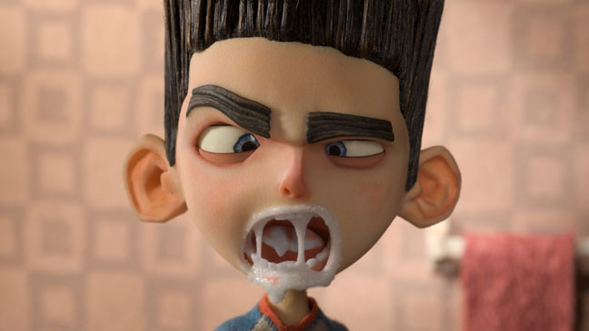 'Paranorman' Scares Away Voters