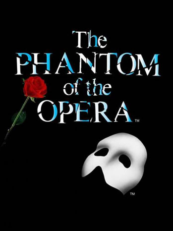 Phantom of the Opera Poster - P 2012