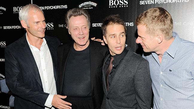 """Seven Psychos"" Premiere | New York, Oct. 10"